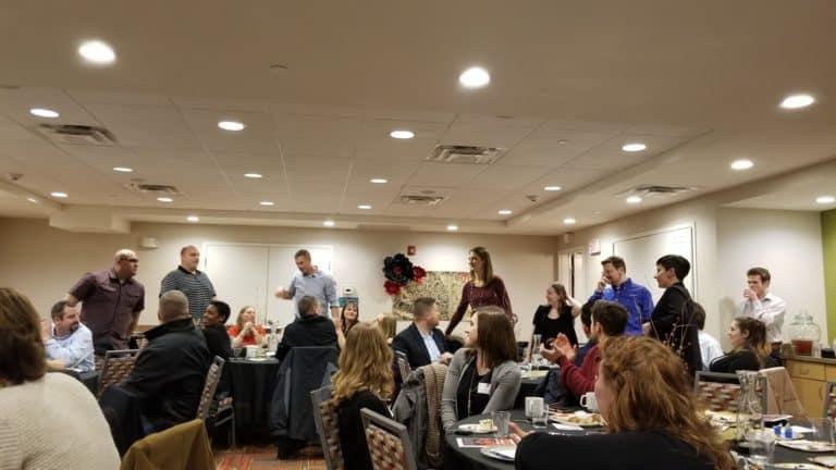 Alumni Dinner 1
