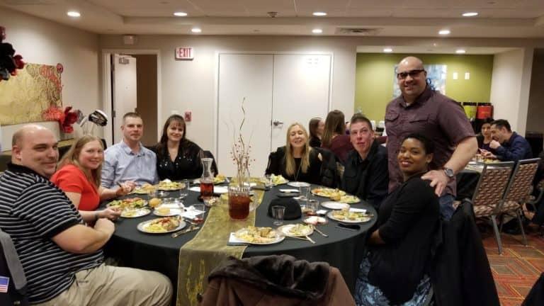 Alumni Dinner 4