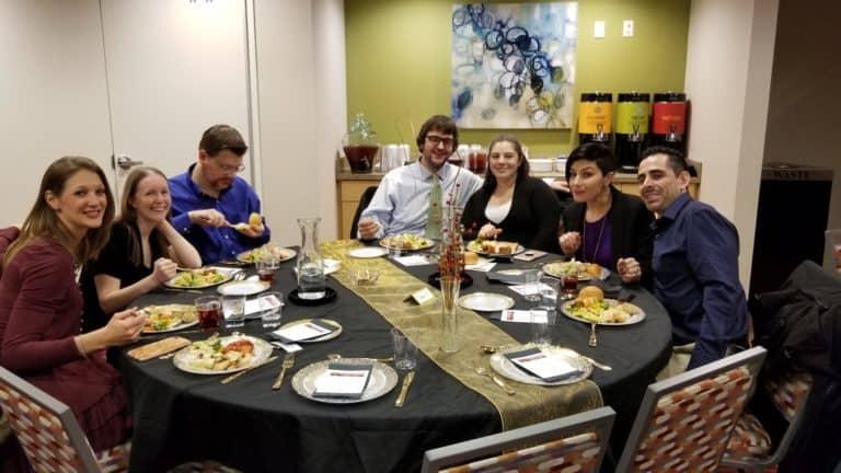 Alumni Dinner 6