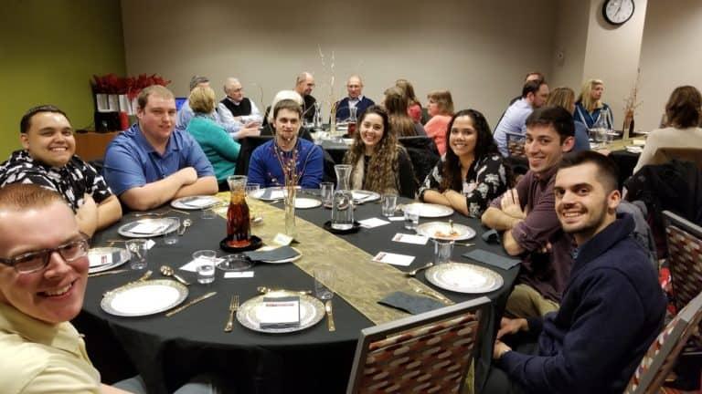 Alumni Dinner 8