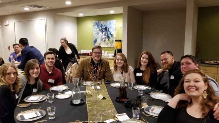 Alumni Dinner 9